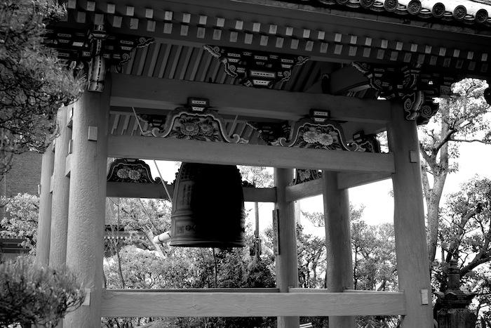 清水寺の鐘楼