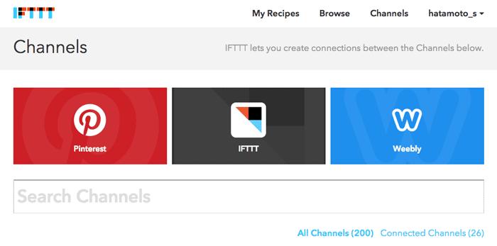 IFTTT-pinterest