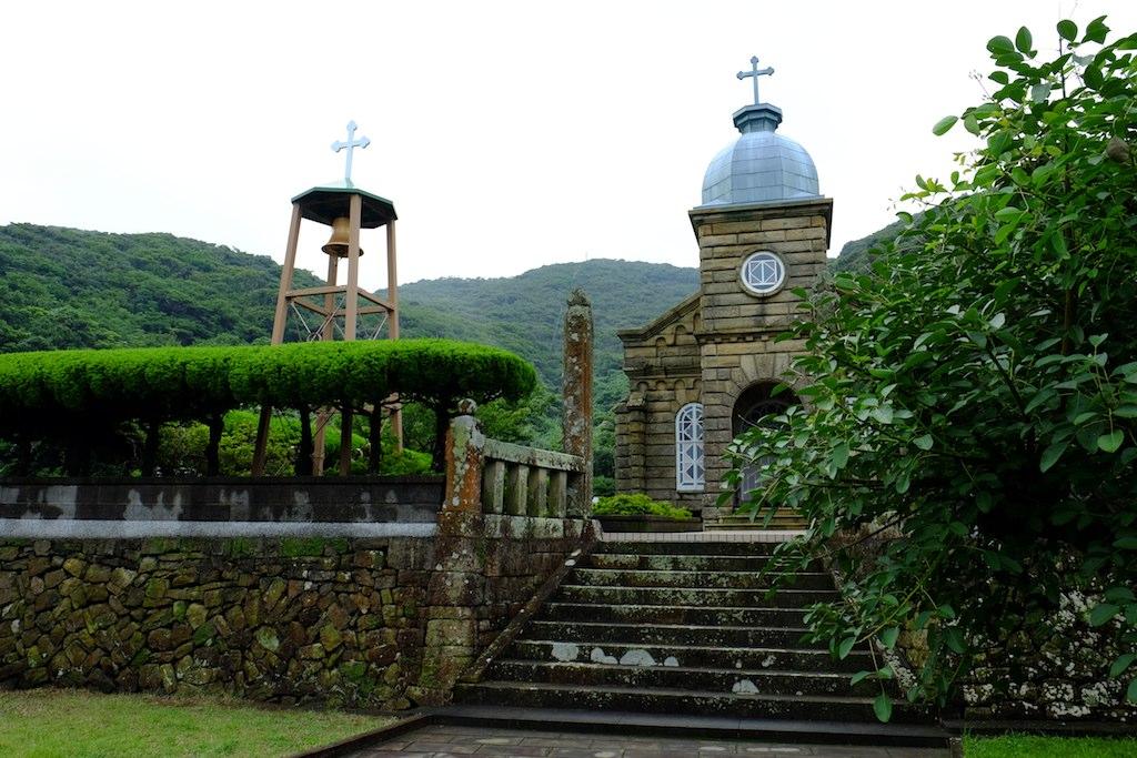 頭ヶ島教会(頭ヶ島天主堂)
