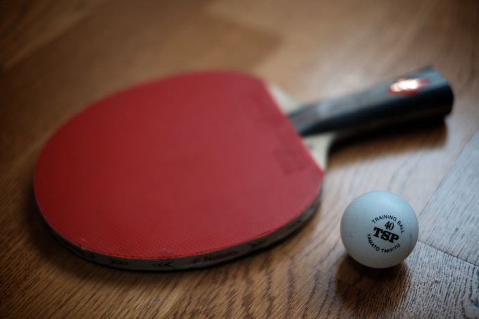 卓球のラケット